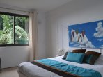 21LG Benitiers View Room 2 (double bed 160x200)