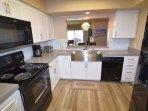 Remodeled Kitchen 2017