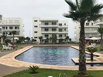 Ocean Front Luxury Apartment