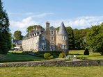 9 bedroom Chateau in Domjean, Normandy, France : ref 5364736