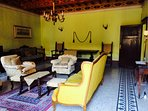 The Vanni drawing room