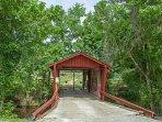Covered Bridge Farm House