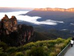 Only an 8 minute drive from Echo Point/The Three Sisters