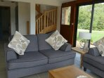Beautifully appointed accommodation throughout the gite