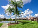 Seasons community, Kissimmee, Florida.  We have a wide range of vacation homes with private pools.