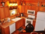 Fullyl equipped kitchen