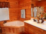 Jetted Bathtub 1