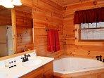 2nd jetted bath tub