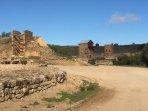 Historical mine site Burra