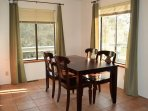 (outdated photol larger dining room table now)