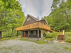 Your quaint, Chalet-style Au Sable Forks vacation rental home awaits!