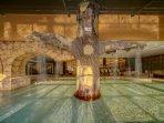 The Island Indoor Tree Water Shower