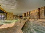 The Island Indoor Hot Tub
