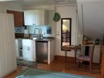 Cozy Room Kitchenette