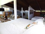 Sundeck Suite King Bed Area