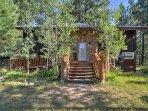 3BR Rociata Cabin w/Large Deck & Lake Views!