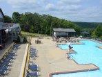 VIP Outdoor Pool