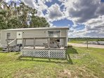 You'll enjoy many adventures in the Ocala National forest during your stay at this cozy home.