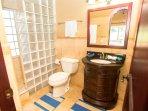 1rst bathroom in upper level