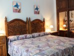 Habitación doble (dos camas de 90 cms)