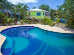 Sand Dollar beach bungalow & pool
