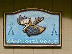 'Lotsa Moose Lodge' Pisgah Forest Waterfall Cabin!