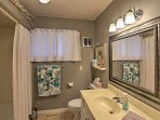 You'll love having the convenience of having 4 bathrooms in the home.