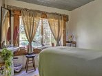 Book a soothing massage at the community spa.