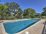 Spend your days relaxing on the property with numerous amenities, including a pool.