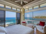 Master Bedroom With Wrap Around Ocean Front Lanai