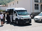 Local bus to Fethiye (£1)