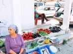 Uzumulu local friday market