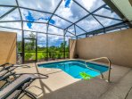 ACO PREMIUM – 4 bd with pool and Grill (1811)