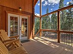 Escape to this 3-bedroom, 2-bathroom vacation rental cabin in Duck Creek Village!
