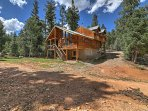 The property is located just 15 miles from the Brian Head Ski Resort and is perfect for outdoor lovers.