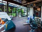 Villa Akatsuki Lipa Noi Koh Samui - Fitness Pavilion