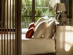 Villa Akatsuki Lipa Noi Koh Samui - Guest Bedroom 1 - Mizu