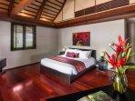 Villa Akatsuki Lipa Noi Koh Samui - Guest Bedroom 2 - Sora