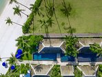 Villa Akatsuki Lipa Noi Koh Samui - Aerial View