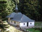 Chapelle du frère Joseph classée monument historique à visiter à la station de ski