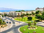 Vacation Rental Unit With Panoramic Sea View of the red sea