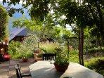 Espace extérieur : une des terrasse