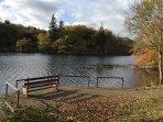 Aros Park walk