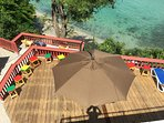 Top Deck with Grenada colors!