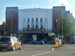 Everyman cinema, shops, restaurants and bus stop access to Central London just 3 minutes walk