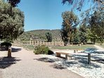 The temple of Artemis near  Starfish Vacation Rentals - Athens Int. Airport
