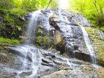 100 foot waterfall in your backyard!