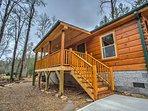 Creekside Cabin!