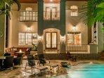 Resort-Like Living