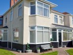 Visit England and Blackpool Approved Self Certified 5* property